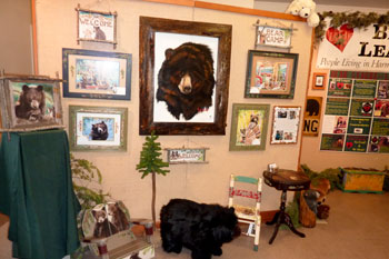"BEAR League On Exhibit ""BEARS Upstairs"""